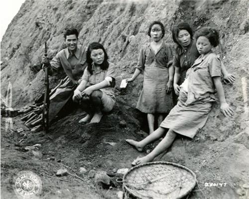广岛南京大屠杀展现场图 日军滔天罪行罄竹难书