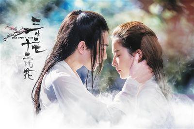 三生三世十里桃花 将登陆中国IMAX 那英倾情献唱同名主题曲