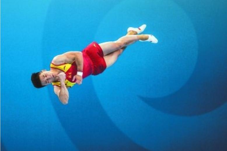 """""""强中强""""林超攀:目标体操世锦赛全能夺牌"""