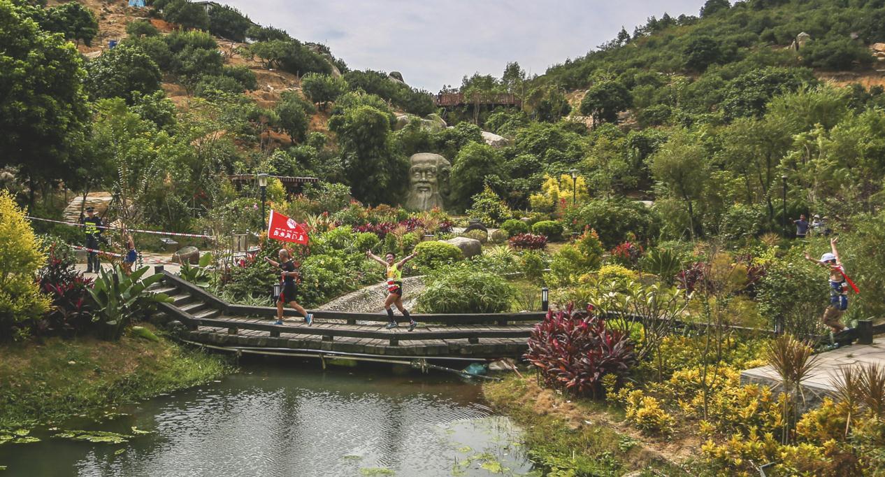 2017中国山地马拉松系列赛(福建漳州港站)赛事图片