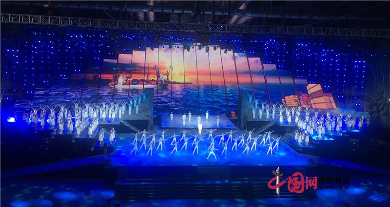 第三届海上丝绸之路国际艺术节于福建泉州拉开帷幕