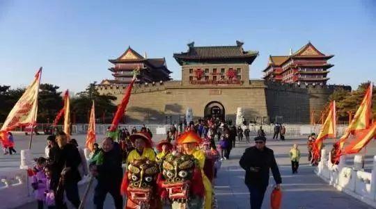 年味儿在此:2018京津冀中华大庙会香河启幕