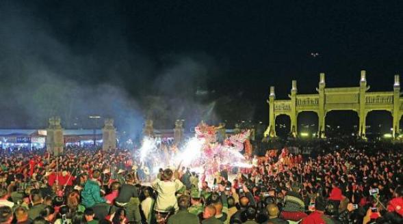 大足石刻国际旅游文化节开幕在即 逾40万游客将朝佛参观