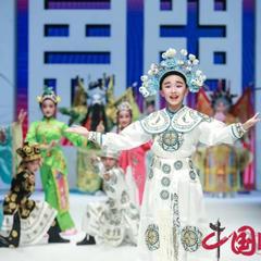 2018中国石狮国际时装周昨晚开幕 本土品牌成焦点