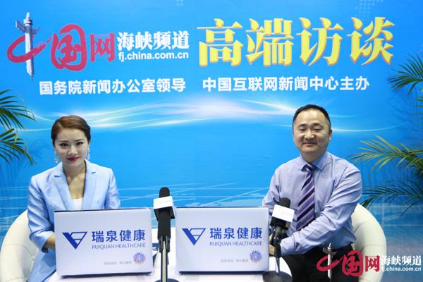 郑旺泉:深耕院校合作 为企业和学生搭建优质服务平台