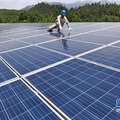 福建安溪:光伏发电助力精准脱贫