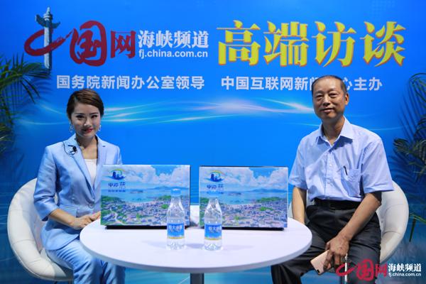 """王德星:""""闽榕茶业""""传统工艺与创新结合 打造茉莉花茶生态产品"""