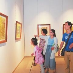 福建省美术馆举办馆藏松溪版画作品展