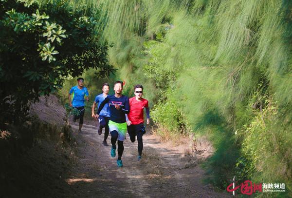 中国山马漳州港站吸引大批90后冠军选手角逐