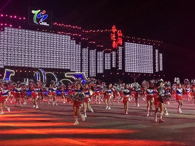 工艺之都上演精彩大戏 县运会、红博会、文化旅游节明日开幕