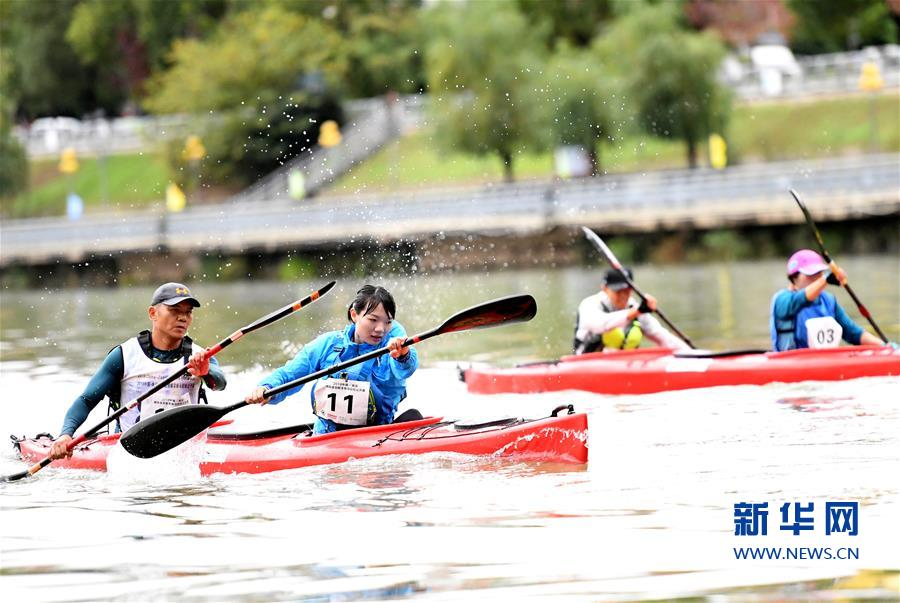 2018年中国·将乐国际皮划艇桨板马拉松公开赛落幕