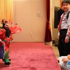 泉州提线木偶走进香港展现魅力