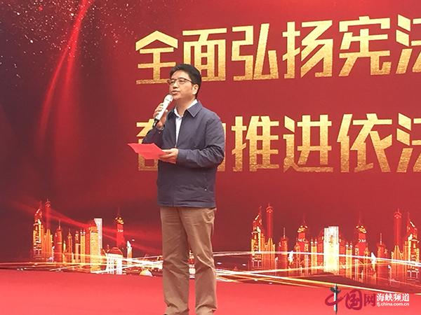 福建省统计法治宣传日活动在榕举行 生动普及经普知识