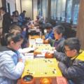 福州围棋选拔赛擂台