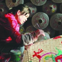 手工油纸灯笼:传承百年的工艺