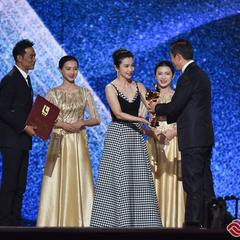 第32届中国电影金鸡奖颁奖典礼在厦门举行