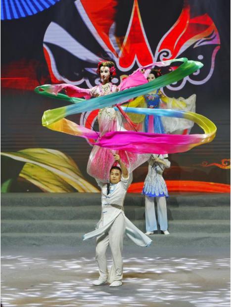 第六届中国泉州国际木偶展演开幕 精彩纷呈亮点十足