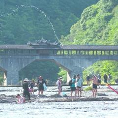 宁德屏南县白水洋:从观光游向休闲游转型