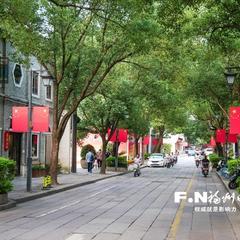 福州:面貌一新迎国庆