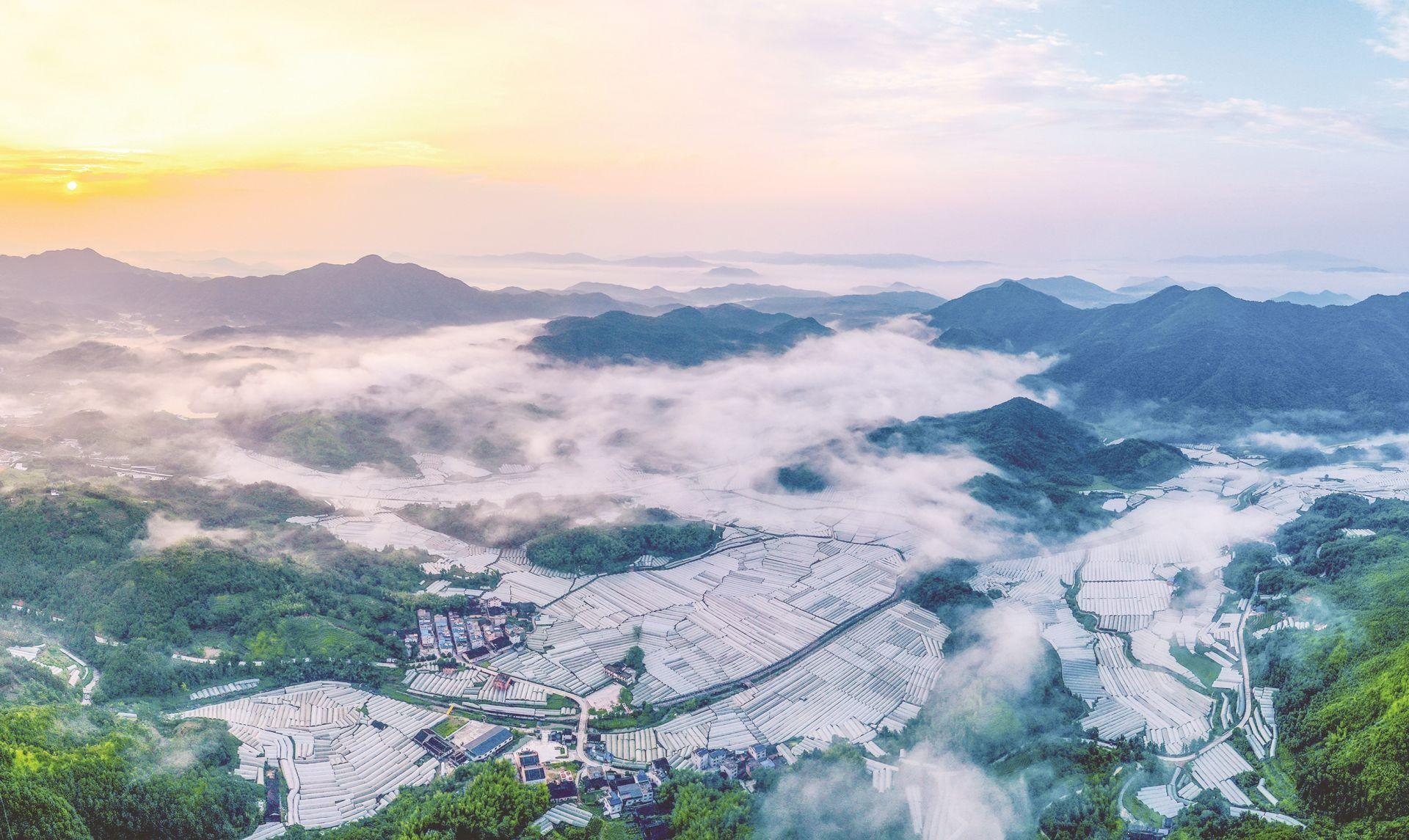 福安:绿水青山释放生态红利
