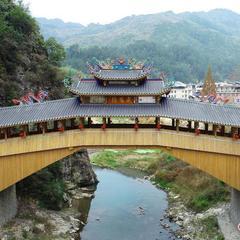 寿宁托溪:众筹建廊桥 扮靓乡村颜值