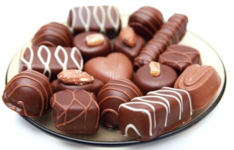 吃巧克力或可快速健脑