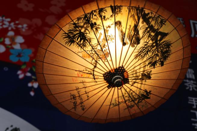 美浓传统工艺登场  海青节展示地道台湾客家文化
