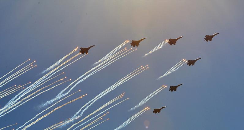 电影《空天猎》:一道了解中国空军的文化大餐