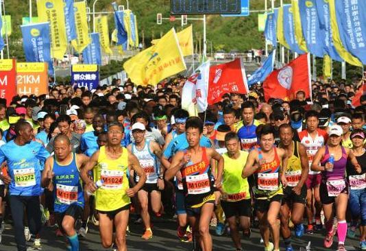 """漳州开发区获颁""""中国山地马拉松系列赛最美海滨赛道"""""""