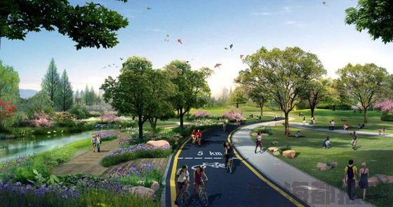 """泉州将添一座滨江湿地公园 打造成""""城市绿肺"""""""